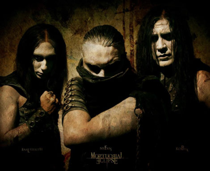 Mortuorial Eclipse Tour Dates