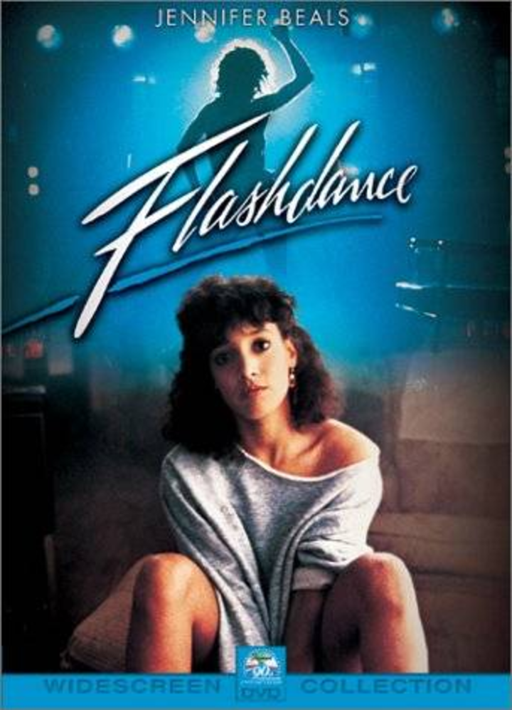 flashdance @ Scandinavium - Goteborg, Sweden