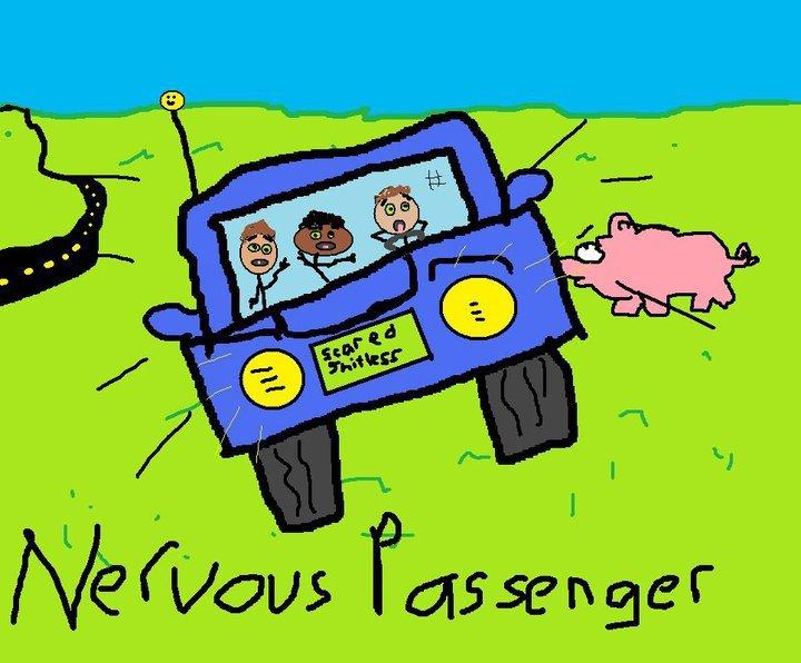Nervous Passenger Tour Dates