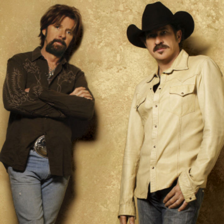 Brooks & Dunn @ THE COLOSSEUM AT CAESARS PALACE - Las Vegas, NV