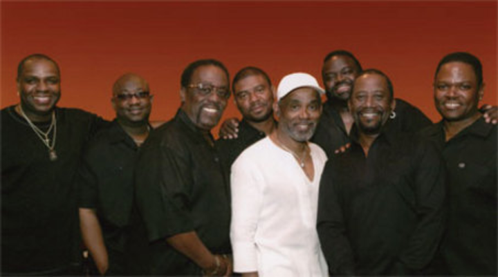 Frankie Beverly Tour Dates