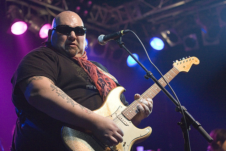 Popa Chubby @ The Upper Room - Albany, NY