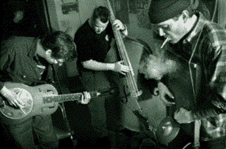 Devil in a Woodpile Tour Dates