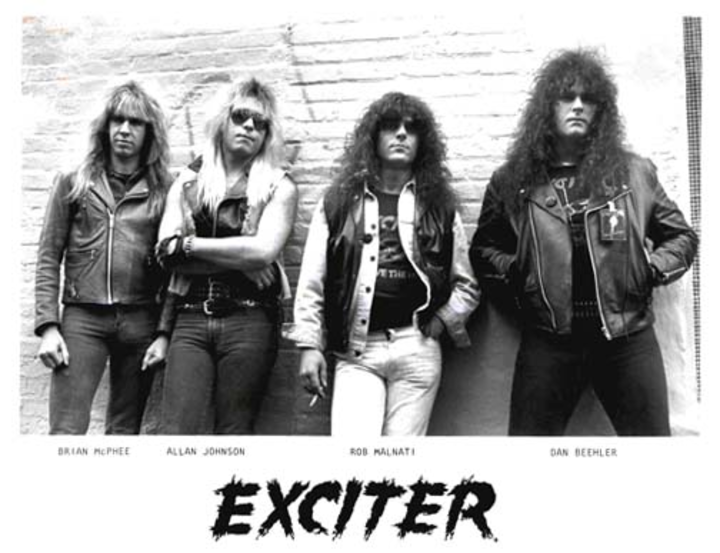 Exciter Tour Dates