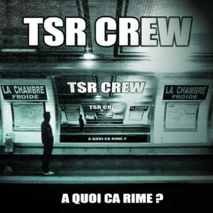 TSR Crew Tour Dates