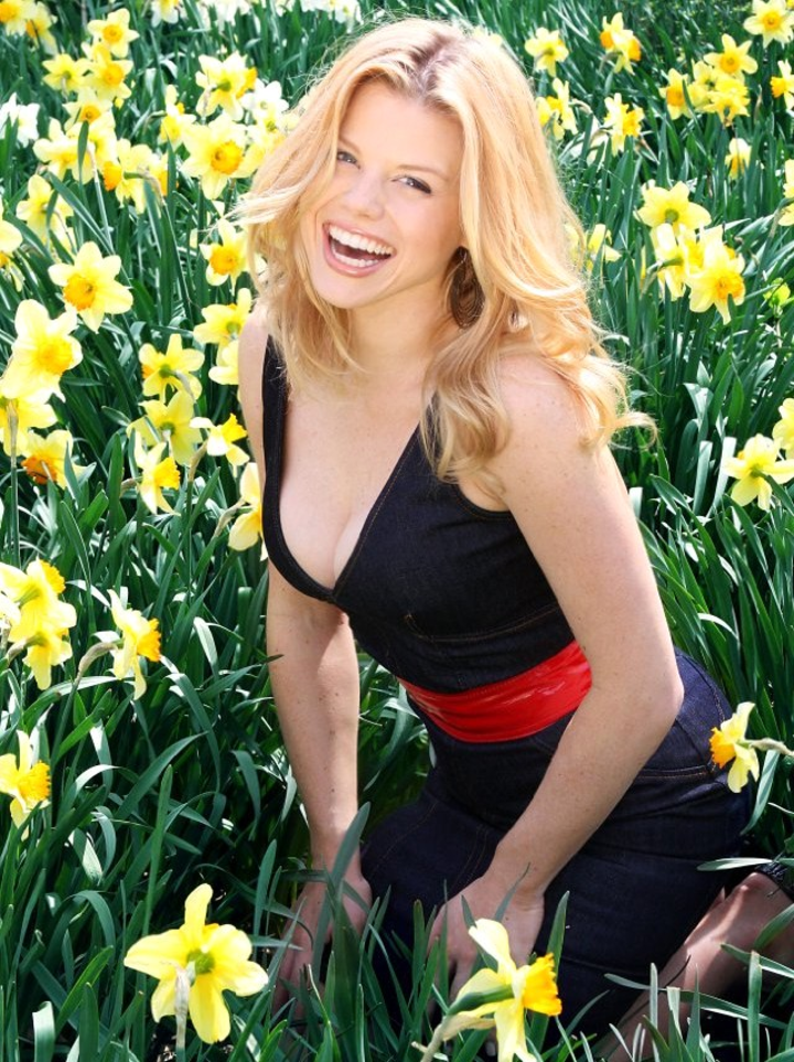 Megan Hilty @ Joes Pub - New York, NY