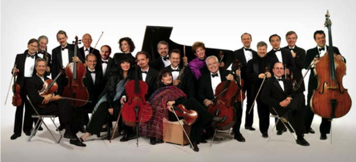 The Chamber Music Society of Lincoln Center Tour Dates
