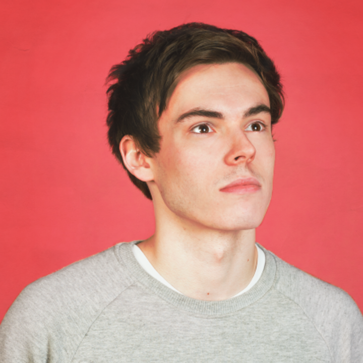 Rhys James @ Soho Theatre - London, United Kingdom
