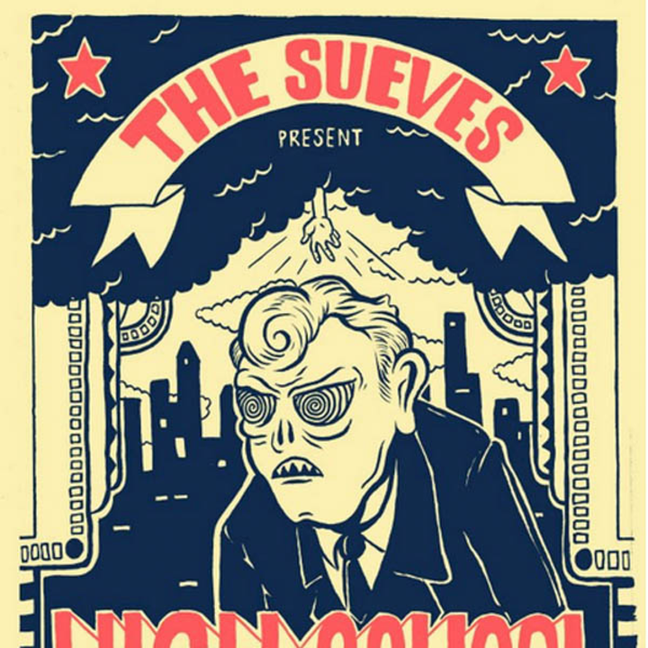 The Sueves Tour Dates