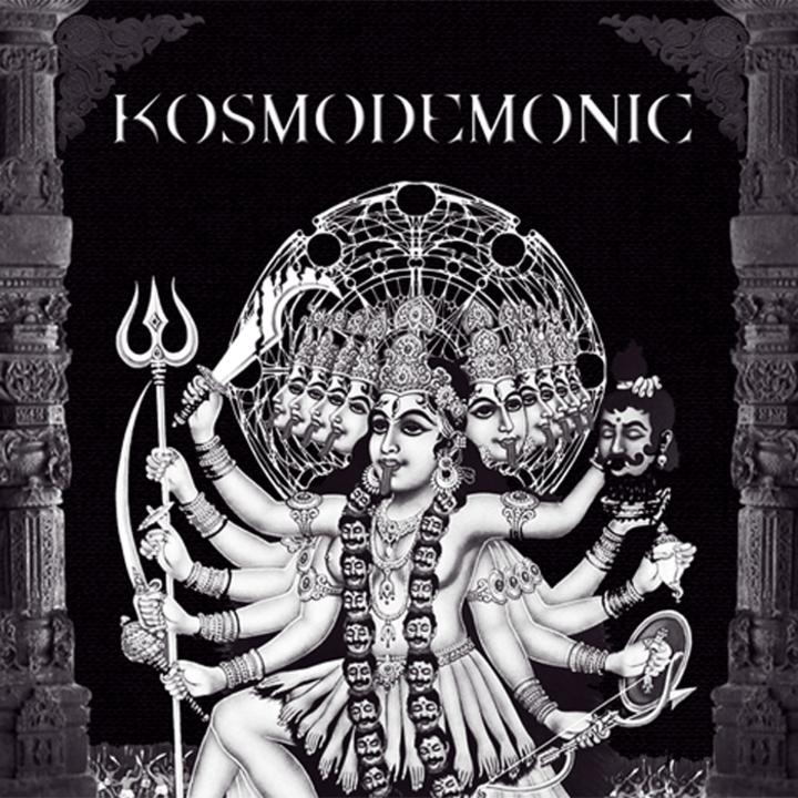 Kosmodemonic Tour Dates