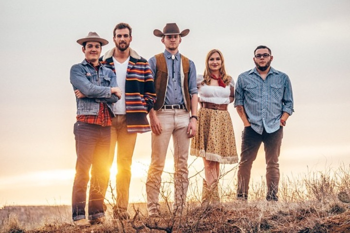 Flatland Cavalry @ The Blue Light - Lubbock, TX
