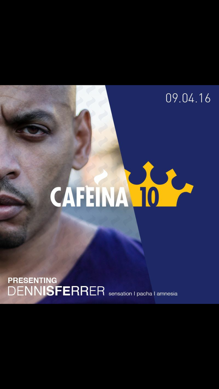 CAFEINA Tour Dates