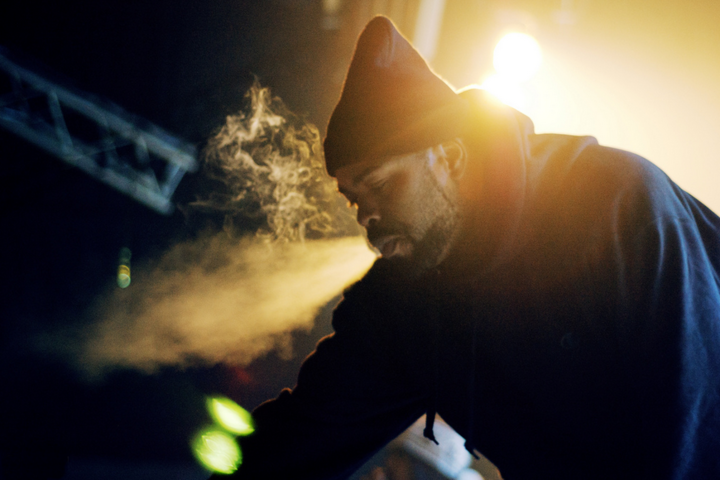 Method Man @ Poppodium Q-Factory - Amsterdam, Netherlands