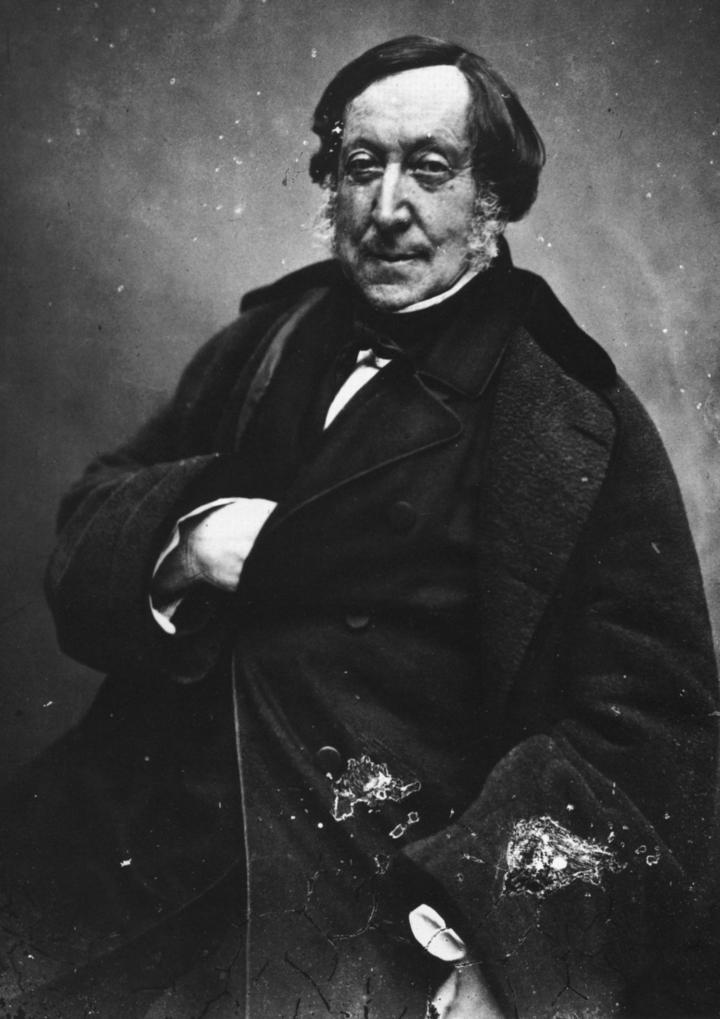 Gioacchino Rossini @ Salle Wagram - Paris, France