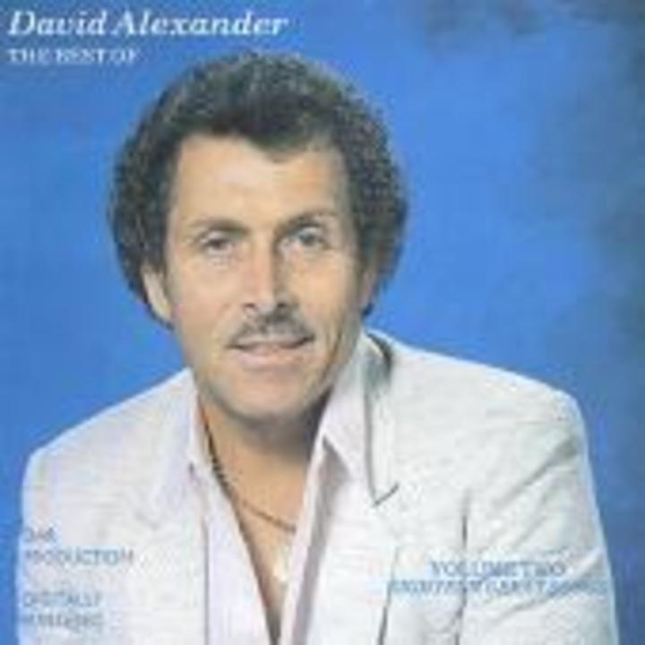 David Alexander Tour Dates