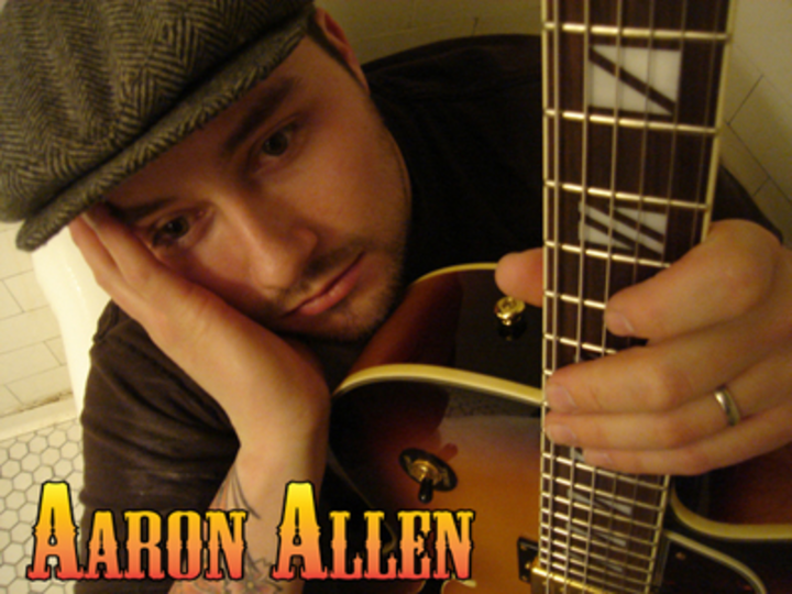 Aaron Allen Tour Dates