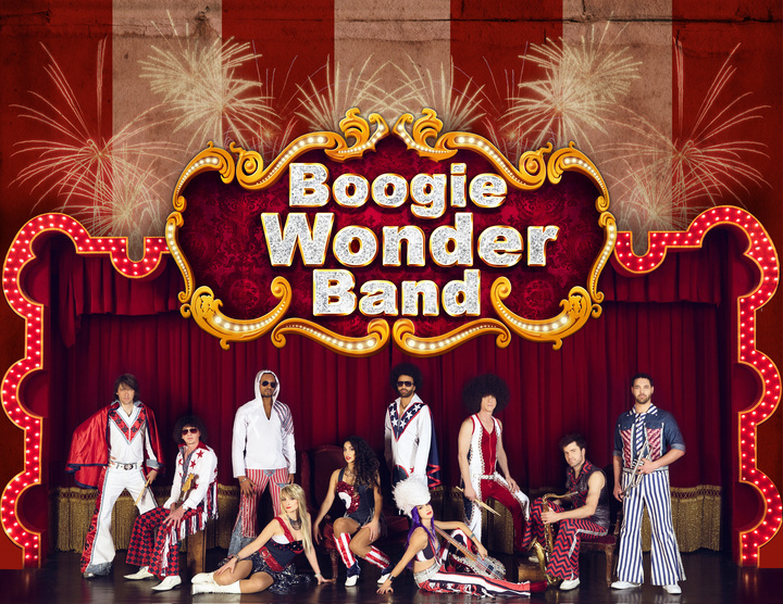 Boogie Wonder Band @ Théâtre St-James - Montréal, Canada