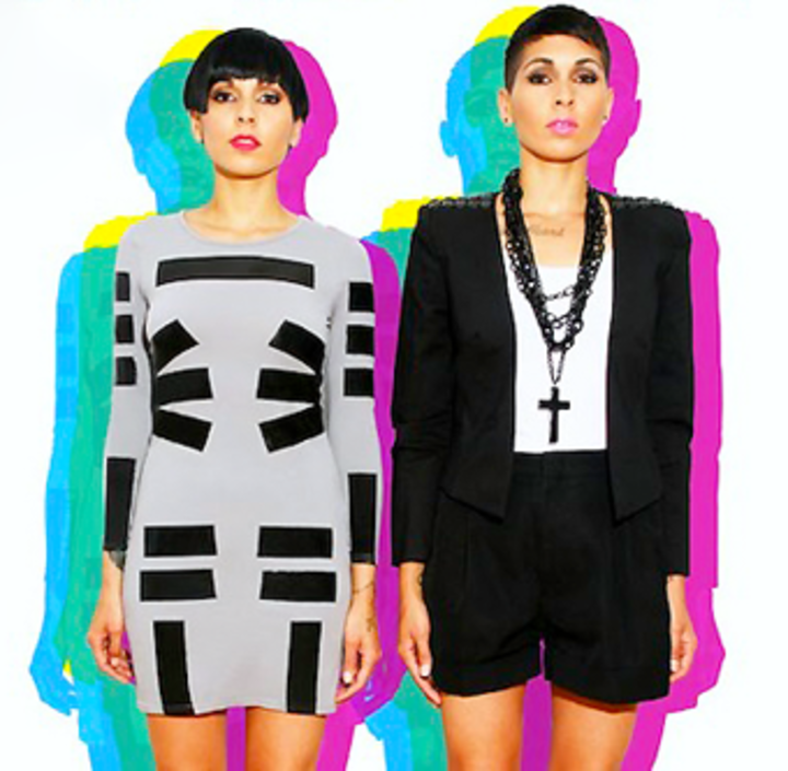 Nina Sky @ 18th and Blue Island - Chicago, IL