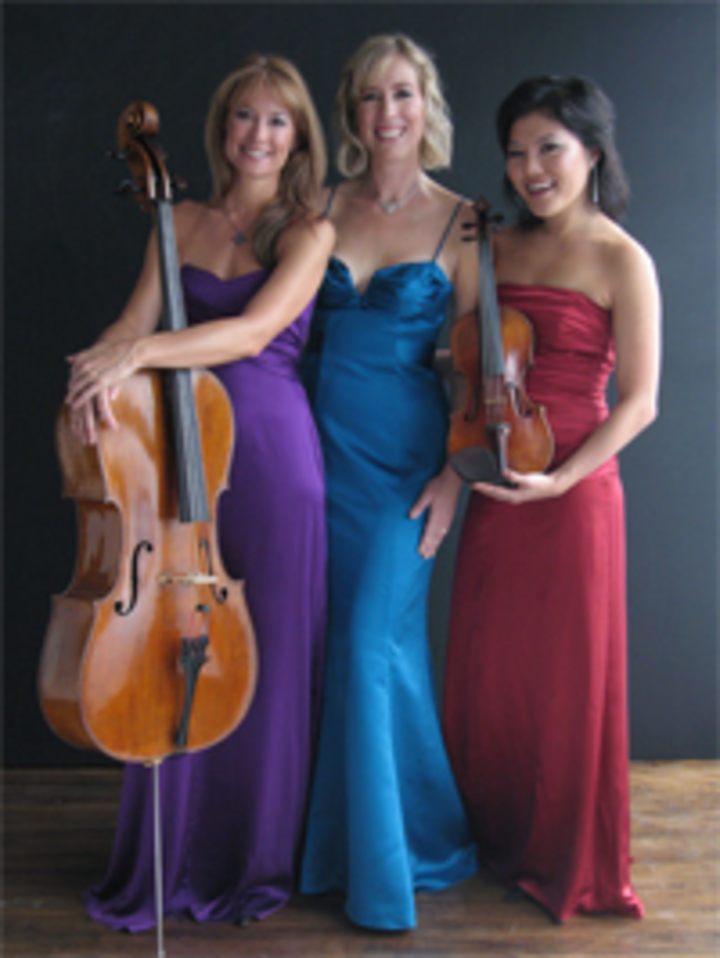 Eroica Trio Tour Dates