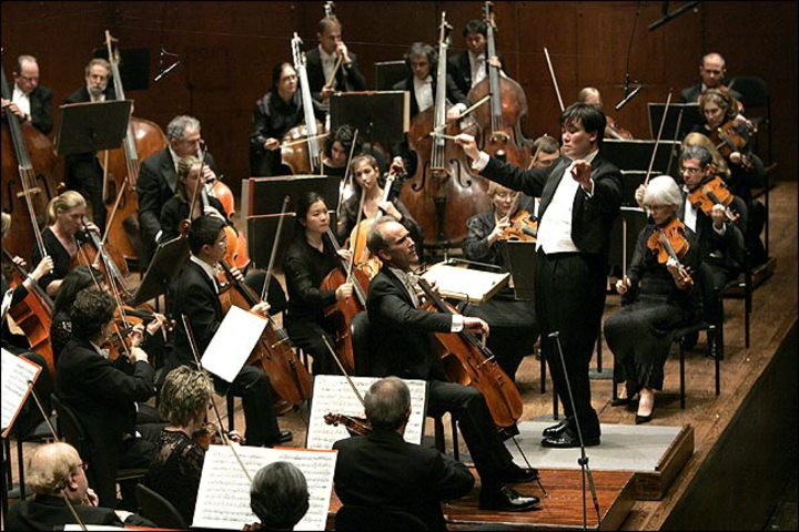 New York Philharmonic @ David Geffen Hall at Lincoln Center - New York, NY