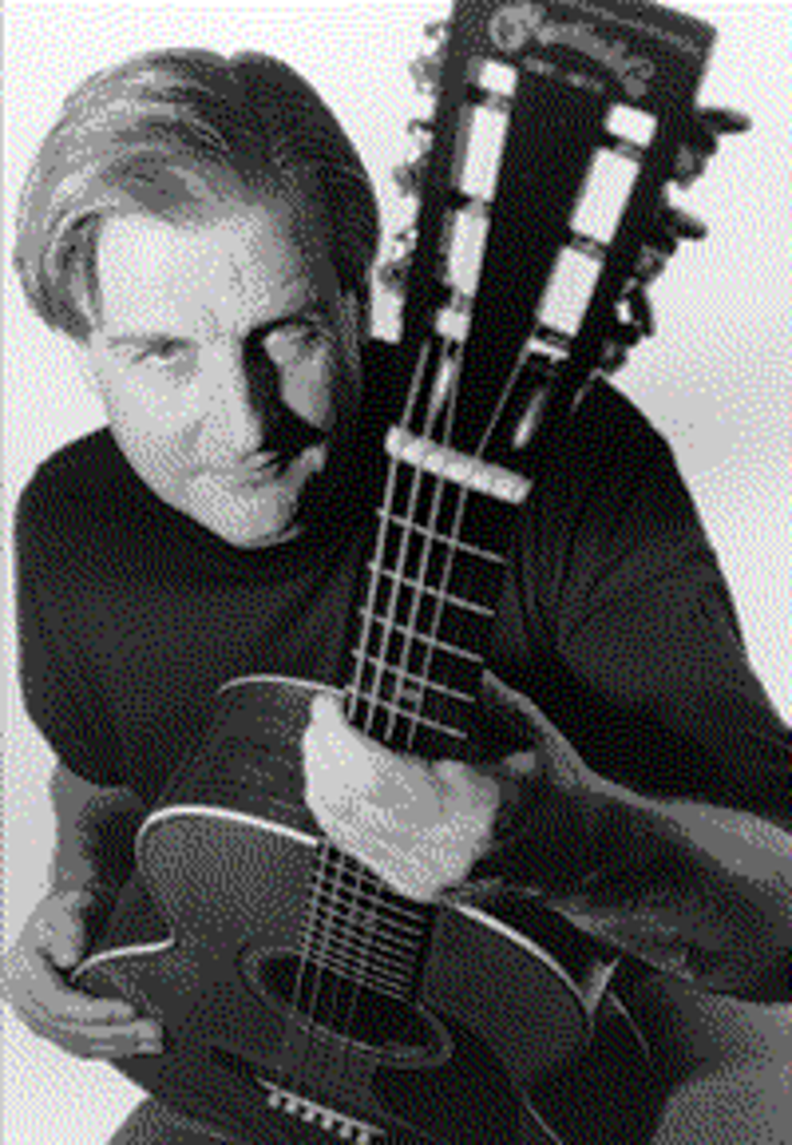 Geoff Muldaur @ Freight & Salvage Coffeehouse - Berkeley, CA