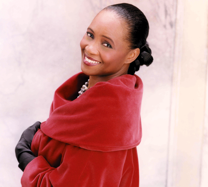 Barbara Hendricks @ THEATRE LE FORUM - Fréjus, France