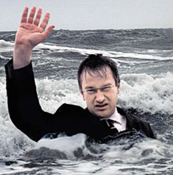 Robin Ince @ The Cookie - Leicester, United Kingdom