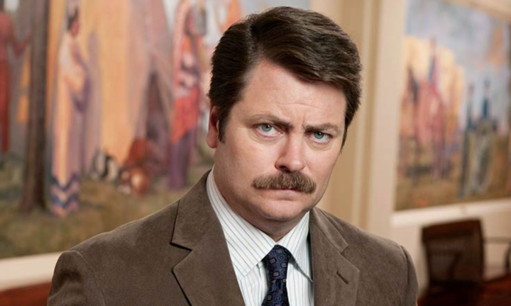 Nick Offerman @ Benedum Center - Pittsburgh, PA