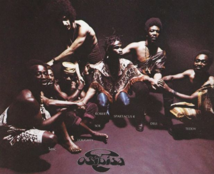 Osibisa Tour Dates