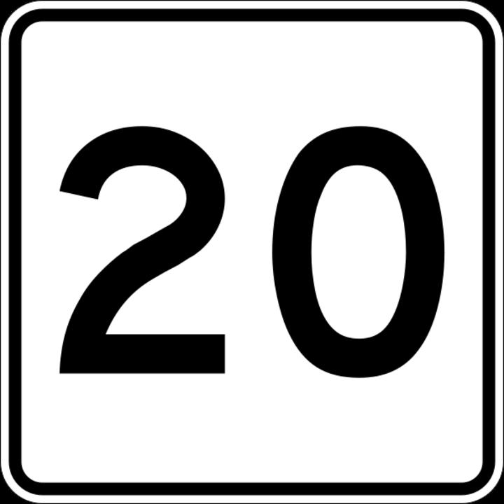 20 Tour Dates