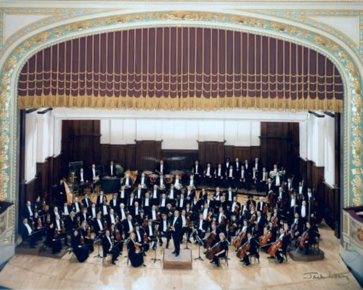 Detroit Symphony Orchestra @ Orchestra Hall at Max M. Fisher Music Center - Detroit, MI