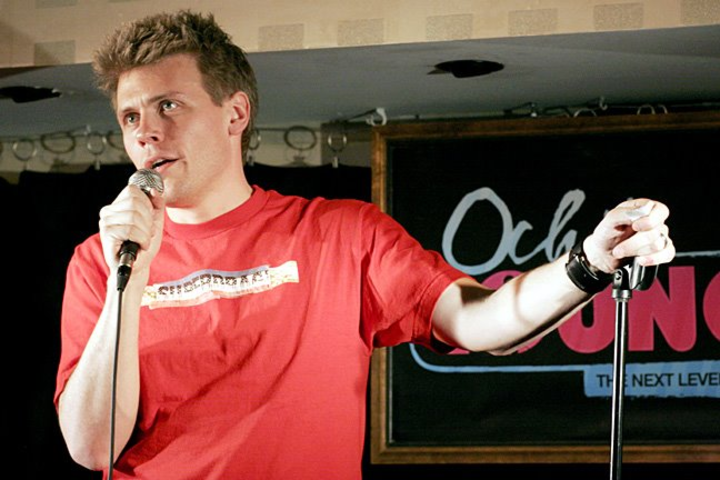 Christian Finnegan @ EastVille Comedy Club - New York, NY