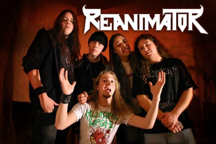 Reanimator Tour Dates