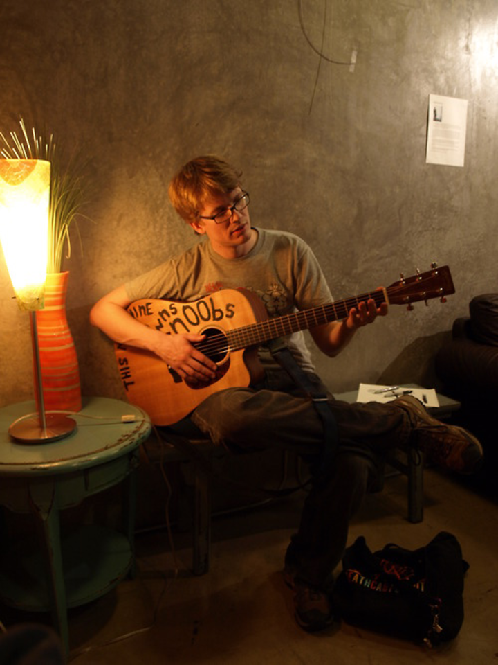 Hank Green @ Town Hall - New York, NY