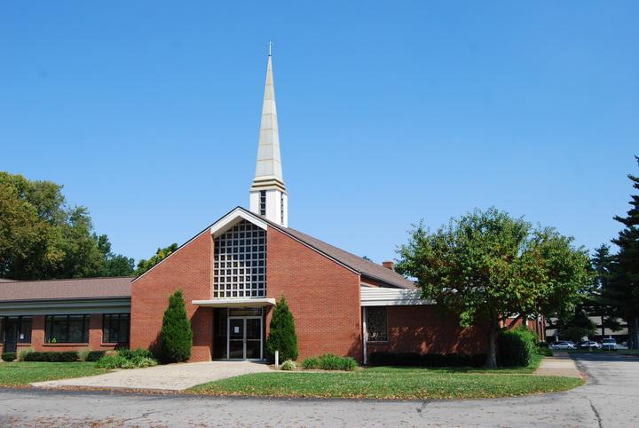 Jon Silpayamanant @ St. John's Lutheran Chruch - Louisville, KY