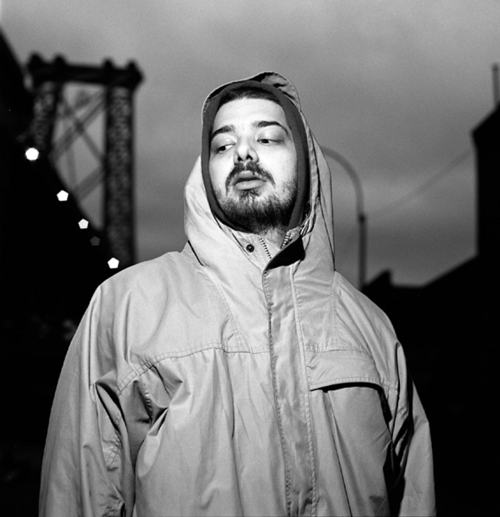 Aesop Rock @ The Starlite Room - Edmonton, Canada