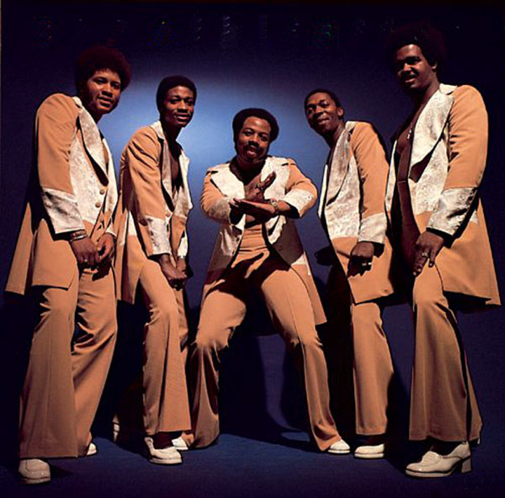 The Stylistics @ The Apex - Bury St. Edmunds, Uk