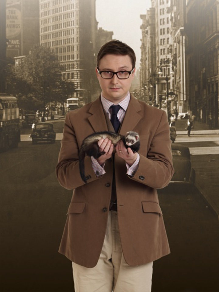 John Hodgman Tour Dates