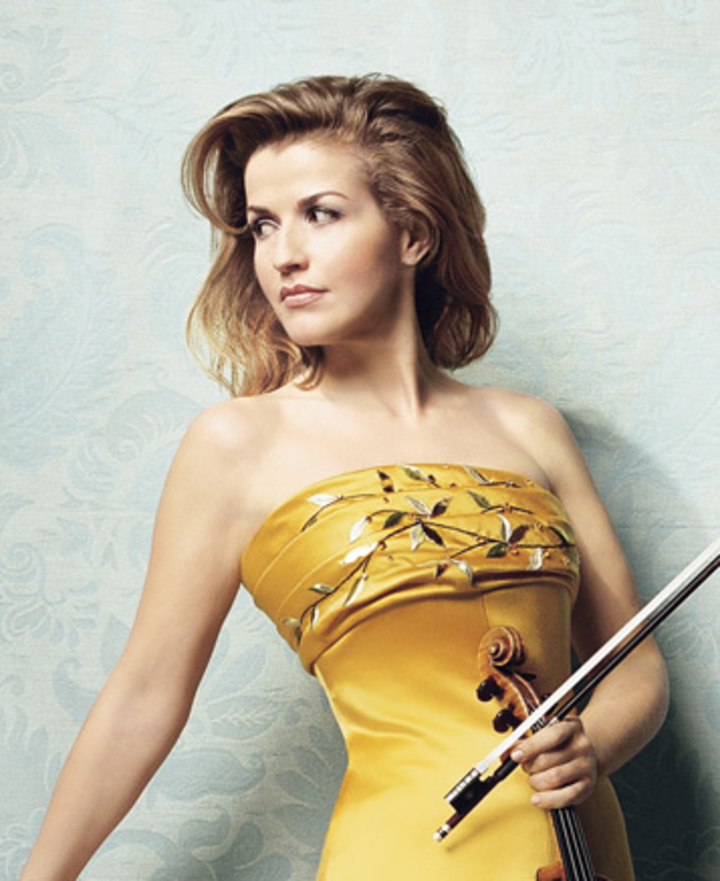 Anne-Sophie Mutter @ Carnegie Hall - New York, NY