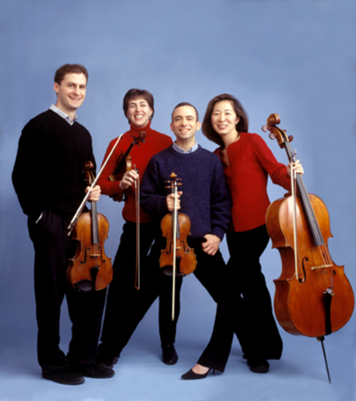 Brentano String Quartet Tour Dates