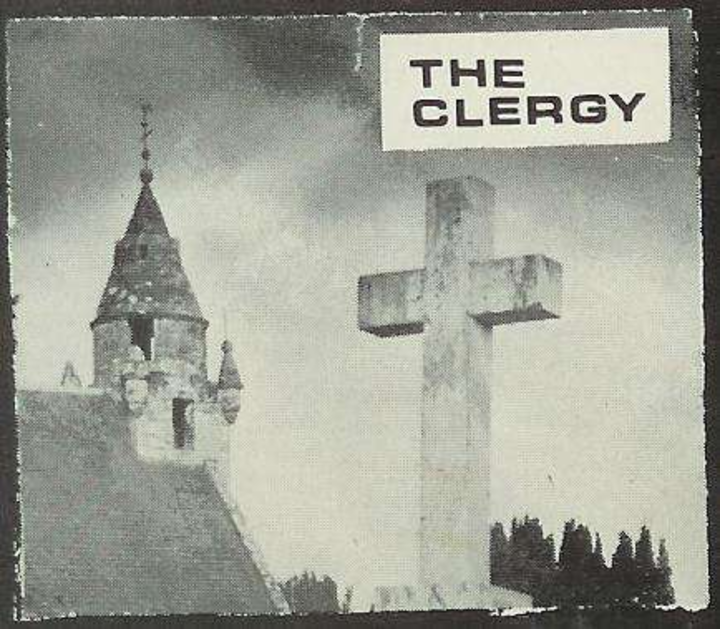 The Clergy Tour Dates