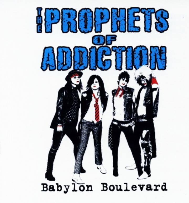 The Prophets of Addiction @ O'Brien's Pub - Boston, MA