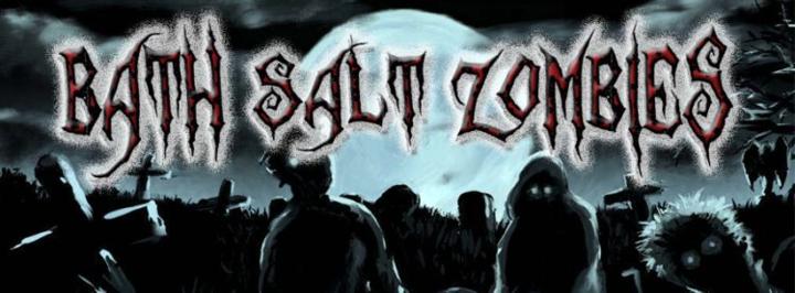 Bath Salt Zombies Tour Dates