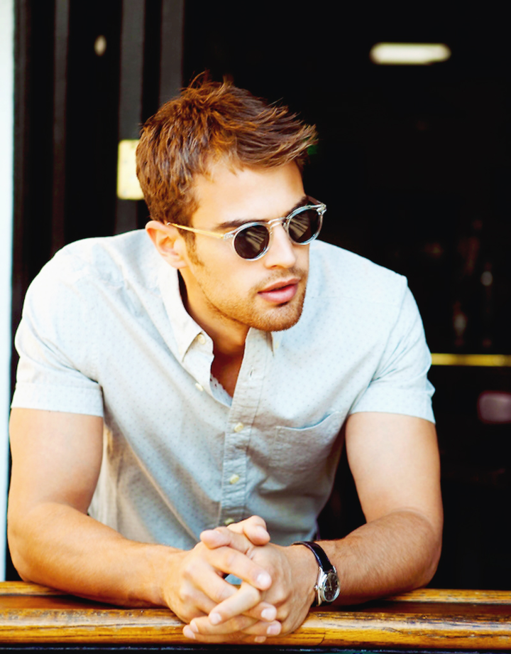 Theo James Tour Dates