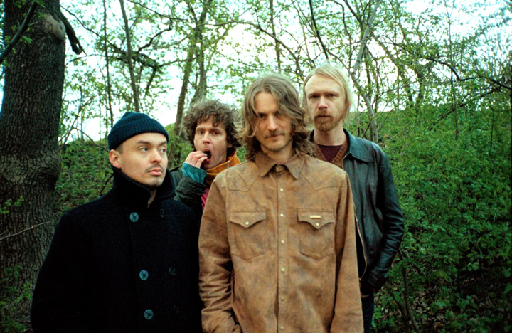 Dungen Tour Dates