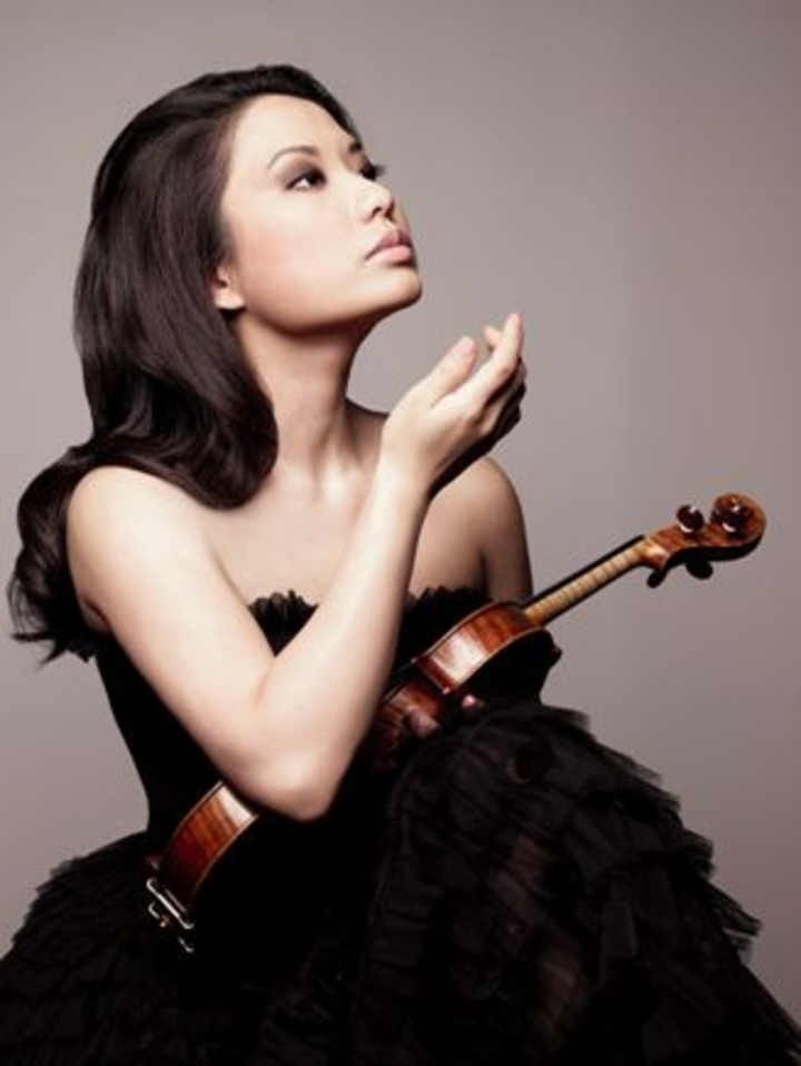Sarah Chang @ Bergen Performing Arts Center - Englewood, NJ