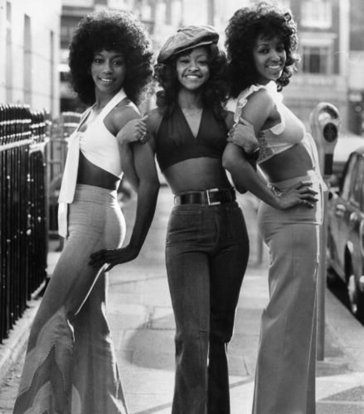 The Three Degrees @ Canvas Bournemouth - Bournemouth, United Kingdom
