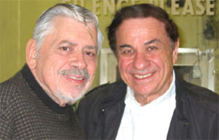 Richard M. Sherman & Robert B. Sherman @ Stage Apollo Theater Stuttgart - Stuttgart, Germany