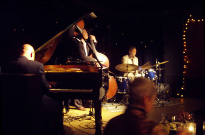 Kenny Barron Trio Tour Dates