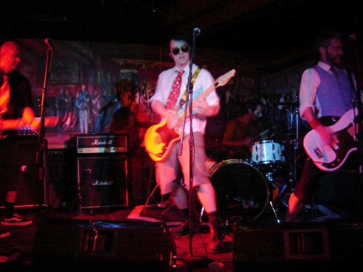 Steel Tigers Of Death @ Funhouse - Seattle, WA